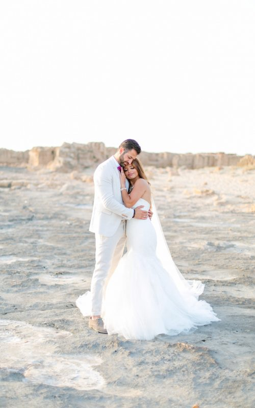 Luxury destination wedding in Chania, Crete