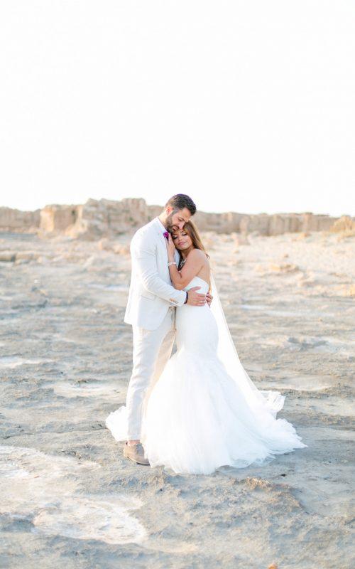 Luxury destination wedding in Chania, Crete