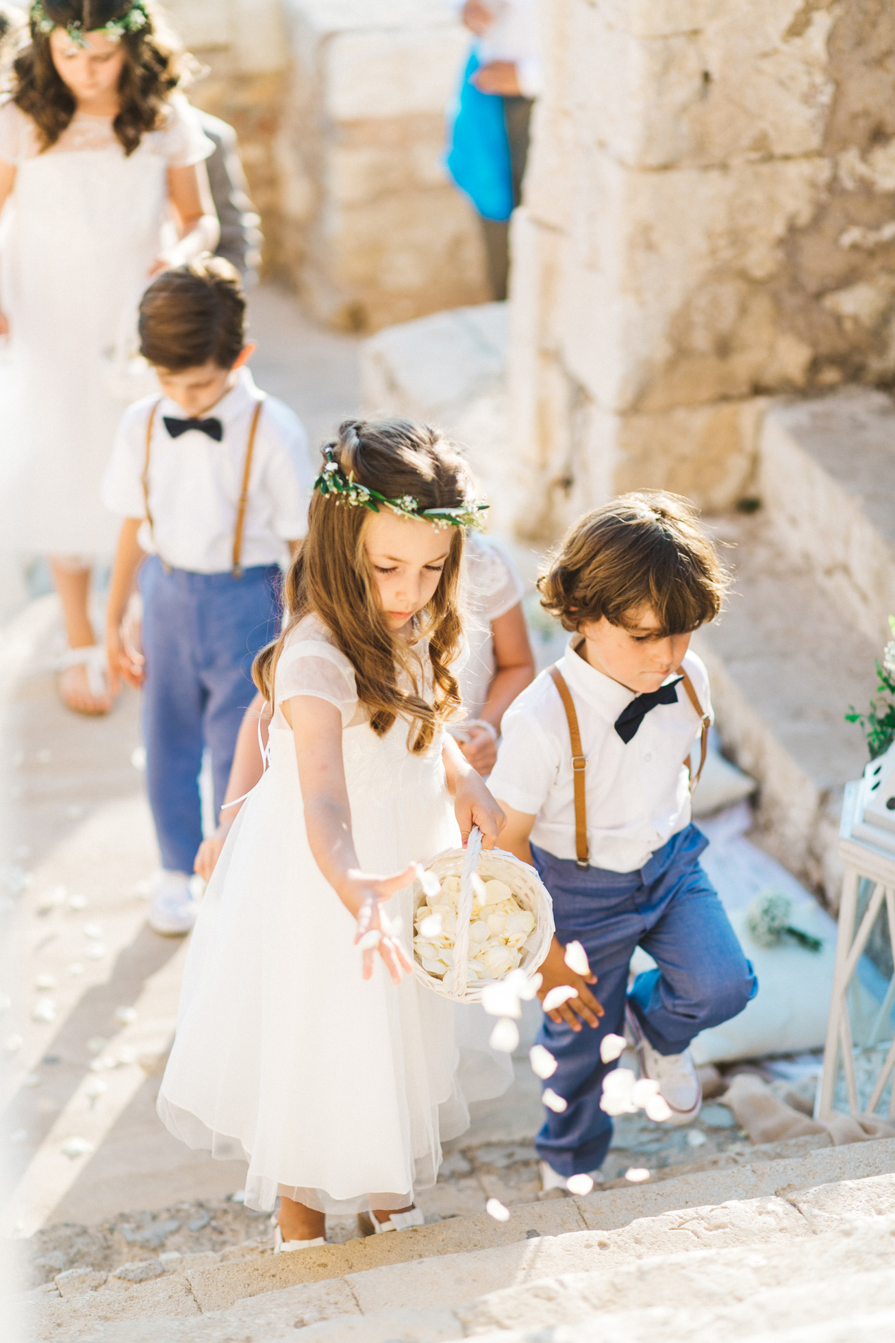 Greek orthodox wedding ceremony documentary of a Canadian couple who decided to have their destination wedding held in Rethymno in the island of Crete.